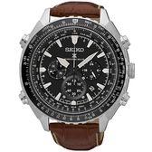 【人文行旅】SEIKO   精工錶 SSG005P1 Prospex 沉穩時尚 電波修正 太陽能計時碼錶 47mm