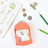 【01078】 奈良宿書包零錢包 流行可愛 鑰匙包 小錢包