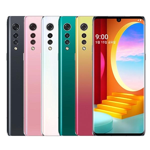 【LG 】Velvet (6G/128G)白/綠/黑/橘 6.8吋 贈玻璃貼和空壓殼 水滴螢幕 台灣公司貨 全新品