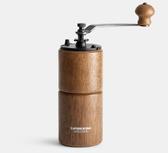 CAFEDE KONA手動磨豆機 咖啡豆磨粉器 鑄鐵磨芯 粗細可調