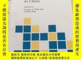二手書博民逛書店Rural罕見Labor Flows in China (Research Papers & Policy Stu
