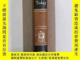 二手書博民逛書店英文原版罕見今日偉大的思想1980The great ideas