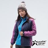 PolarStar 女 鋪棉保暖外套『藍紫』 P18216 戶外 休閒 登山 露營 保暖 禦寒 防風 鋪棉