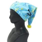 尼德斯Nydus   迪士尼玩具總動員三眼怪巾布鬆緊浴帽擦髮巾護髮帽吸水巾