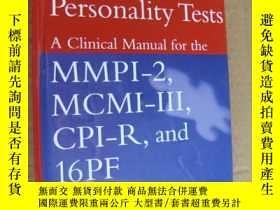 二手書博民逛書店Interpreting罕見personality tests: