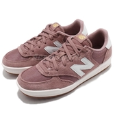 New Balance 休閒鞋 300 NB 粉紅 白 麂皮鞋面 N字鞋 低筒 韓妞必備 女鞋【ACS】 WRT300FHB