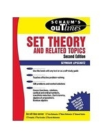 二手書《Schaum's Outline of Theory and Problems of Set Theory and Related Topics》 R2Y ISBN:0070381593