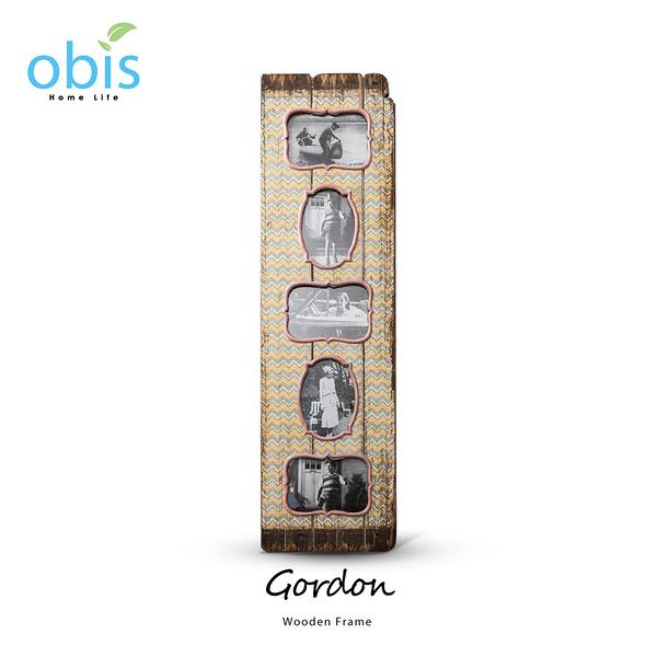 AA012-Gordon流金歲月復古風壁飾相框/預購(OBS/13QX061QLA1多功能壁掛)【DD House】