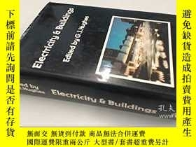二手書博民逛書店Electricity罕見and BuildingsY34646