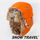 【SNOW TRAVEL】極地保暖遮耳帽『橘』AR-55 旅遊│賞雪│透氣│防風│保暖帽│遮耳帽│蒙古帽