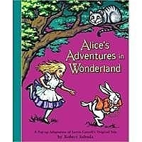 簡體書-十日到貨 R3YY【Alice's Adventures in Wonderland: A Pop-up Adaptat...