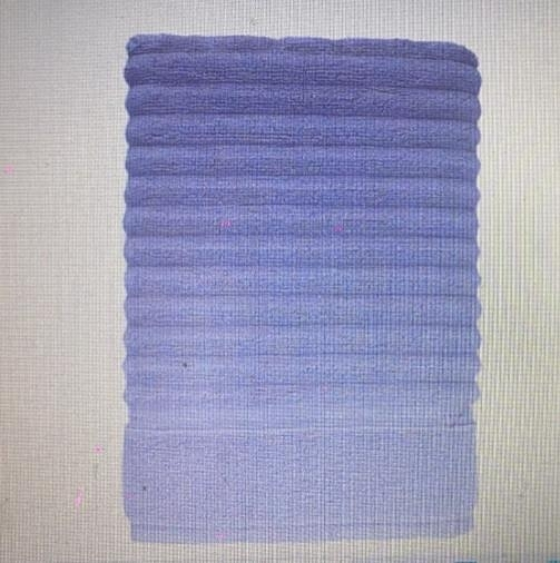 [COSCO代購] W7642195 Grandeur 波浪紋浴巾 76 X 147公分 674GSM