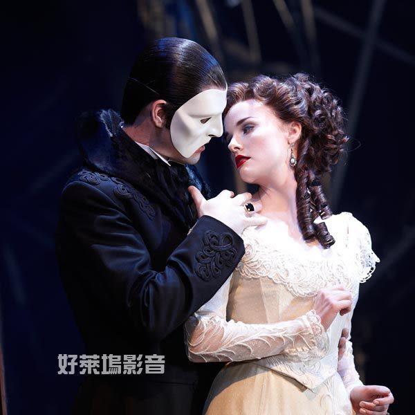 歌劇魅影2 愛無止盡Love Never Dies   DVD