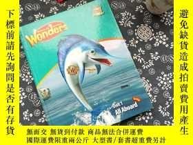 二手書博民逛書店Wonders罕見ALL Aboard Unit 1(附光碟)Y