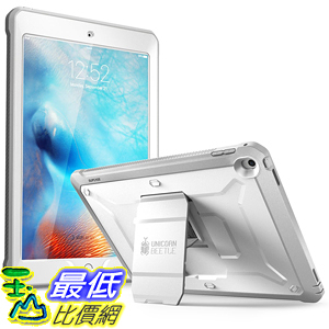[106美國直購] 平板保護套 New iPad 9.7 2017 case, SUPCASE [Heavy Duty] [Unicorn Beetle PRO Series] Full-body