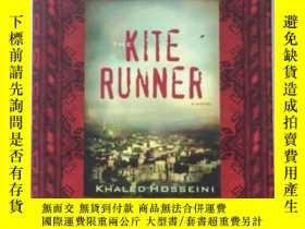 二手書博民逛書店The罕見Kite Runner (Riverhead Esse
