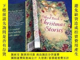 二手書博民逛書店The罕見Oxford Book of Christmas StoriesY357022 Dennis Pep
