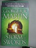 【書寶二手書T1/原文小說_JIS】A Storm of Swords_George R. R. Martin