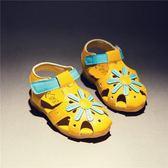 2018新款韓版夏季可愛兒童公主鞋女童涼鞋 JA1329『美鞋公社』