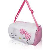 【限量】HELLO KITTY凱蒂貓 掛式面紙盒(Face系列)凱蒂貓面紙盒 車用 旅用 長途旅行【DouMyGo汽車百貨】