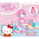 LEing sanrio Hello Kitty 時尚衣櫥組