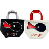 PinguPingu餃型便當袋【愛買】