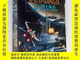 二手書博民逛書店STAR罕見WARS X-WING THE KRYTOS TRAP星球大戰X翼KRYTOS陷阱Y25446 m