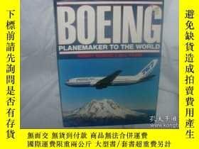 二手書博民逛書店罕見Boeing-波音公司Y443421 Robert Redding H... Crescent ISBN
