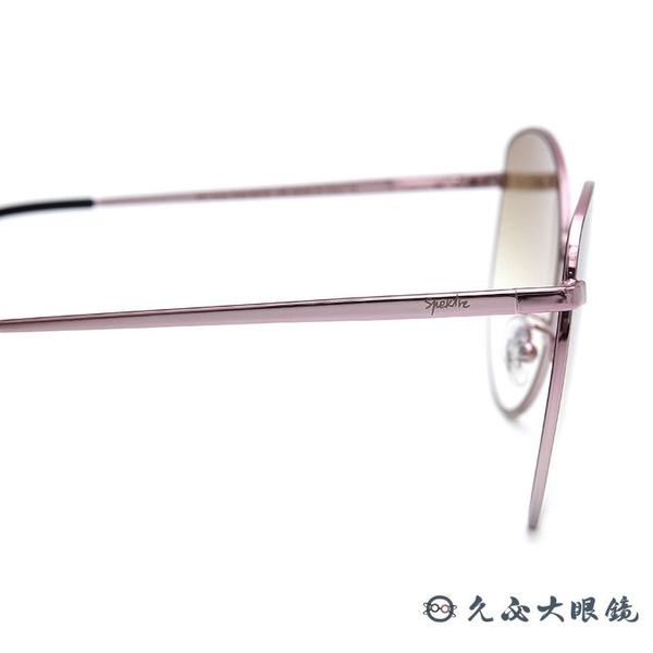 SPEKTRE 太陽眼鏡 MIA Gold (玫瑰金) 貓眼 淺水銀 墨鏡 久必大眼鏡