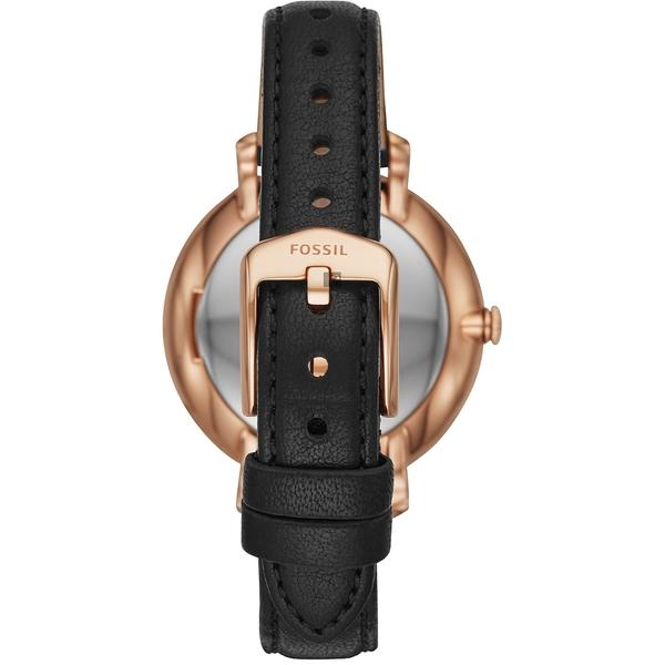 FOSSIL Jacqueline 真心愛妳晶鑽女錶-36mm ES4533