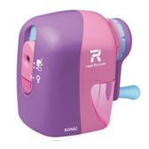 削筆機   日本SONIC  EK-7022 筆機-紫【文具e指通】 量販團購