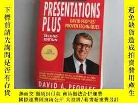 二手書博民逛書店Presentations罕見PlusY23809 David A. Peoples Wiley 出版199