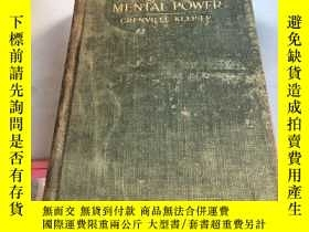 二手書博民逛書店HOW罕見TO BUILD MENTAL POWERY24630