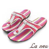 【La new outlet】氣墊拖鞋 女220085250