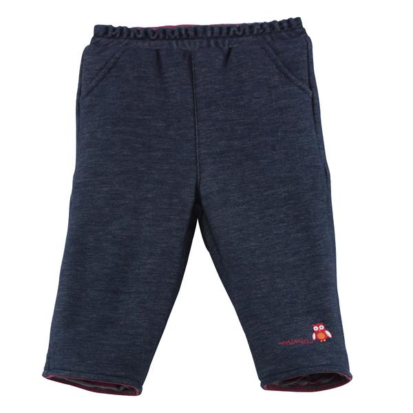 【愛的世界】鋪棉兩面穿長褲/4~6歲-台灣製-  ---秋冬下著