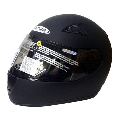 【東門城】ZEUS ZS2000C 素色 全罩式安全帽 小帽體