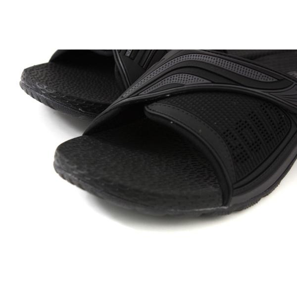 G.P 阿亮代言 拖鞋 雨天 黑色 男鞋 G9035M-10 no036