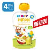 Hipp 喜寶-有 機水果趣-西洋梨香蕉 100g X6包 383元