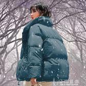 冬季外套加厚羽絨棉服棉襖2019新款ins面包服女短款蓬蓬學生韓版『小淇嚴選』