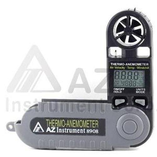 AZ(衡欣實業)  AZ 8908 風寒指數風速計
