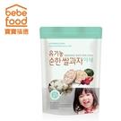韓國 bebefood寶寶福德  糙米餅...