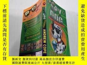 二手書博民逛書店Spy罕見Dog Unleashed!:間諜狗被釋放了!Y212829