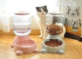 寵物飲水器自動喂食器喂水盆小狗狗貓咪飲水機泰迪狗碗用品喝水器YYP 麥琪精品屋