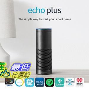 [107美國直購] ] Amazon Echo Plus (2nd Gen)  聲控 智慧喇叭 語音助理 贈Philips Hue Bulb