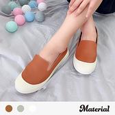 懶人鞋 簡約素面休閒鞋 MA女鞋 T4505