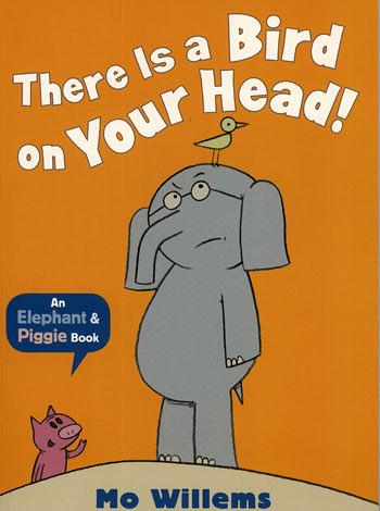 【麥克書店】『快樂讀出英語力』THERE IS A BIRD ON YOUR HEAD! /英文繪本