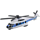 TOMICA超長型小汽車 NO.137 日本海上保安廳直升機_ TM137A4