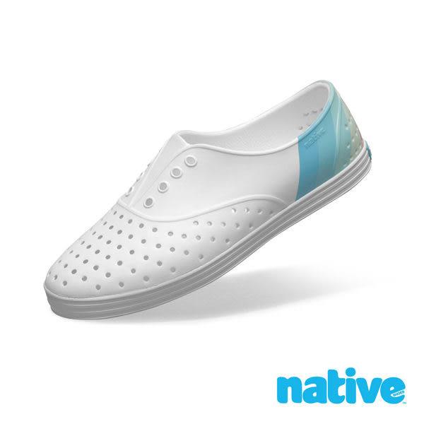 native JERICHO BLOCK 女鞋-粉紅海灘
