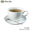 CK全國瓷器 250mL 時尚造型咖啡杯盤 咖啡杯 陶瓷咖啡杯
