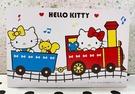 【震撼精品百貨】Hello Kitty_凱蒂貓~三麗鷗 KITTY台灣授權置物盒/木製盒-火車紅白#13226